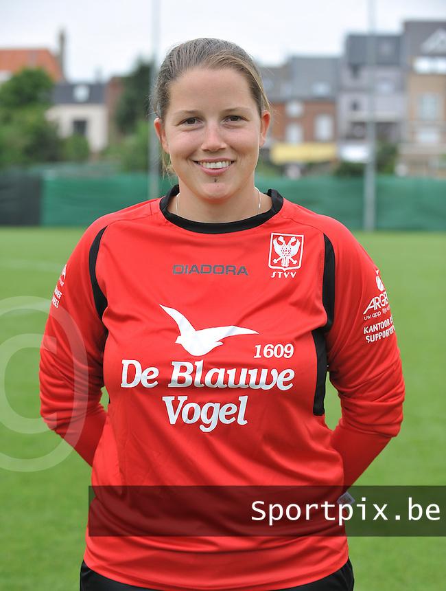 STVV Sint - Truiden VV Dames : An Wijnants.foto DAVID CATRY / Vrouwenteam.be
