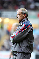 Pictured: Jan Poortvliet manager for Southampton <br /> Re: Coca Cola Championship, Swansea City Football Club v Southampton at the Liberty Stadium, Swansea, south Wales 25 October 2008.<br /> Picture by Mike Greenslade / Dimitrios Legakis Photography, Swansea, 07815441513