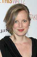 June 21, 2012 Director Sarah Polley at the screening of Take This Waltz presented by Forevermark at the Sunshine Landmark in New York City. © RW/MediaPunch Inc. NORTEPHOTO.COM<br />
