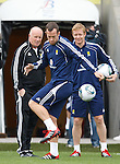 310811 Scotland training