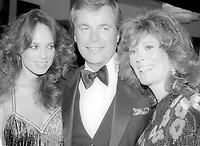 Catherine Bach Robert Wagner Jill St. John Undated<br /> Photo By Adam Scull/PHOTOlink.net