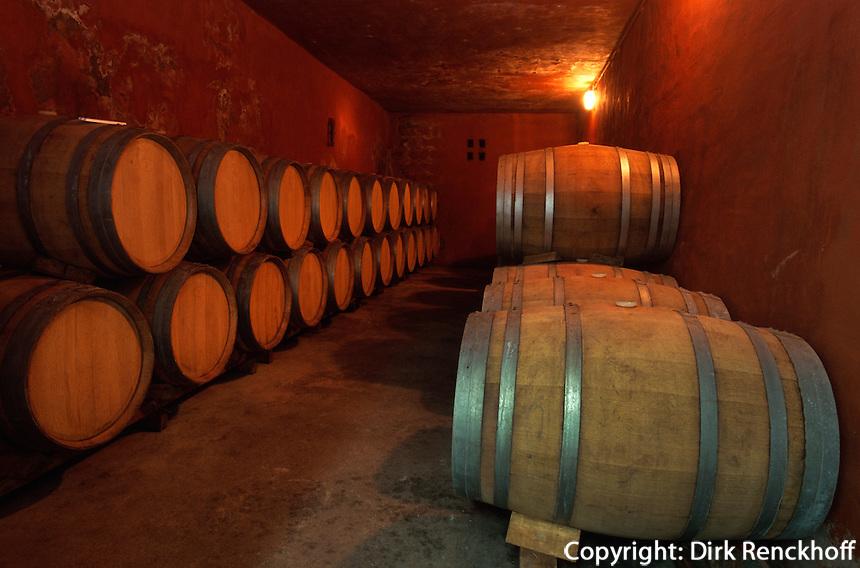 Spanien, Balearen, Ibiza, Weingut Bodega Sa Cova bei Sant Mateu d'Albarca