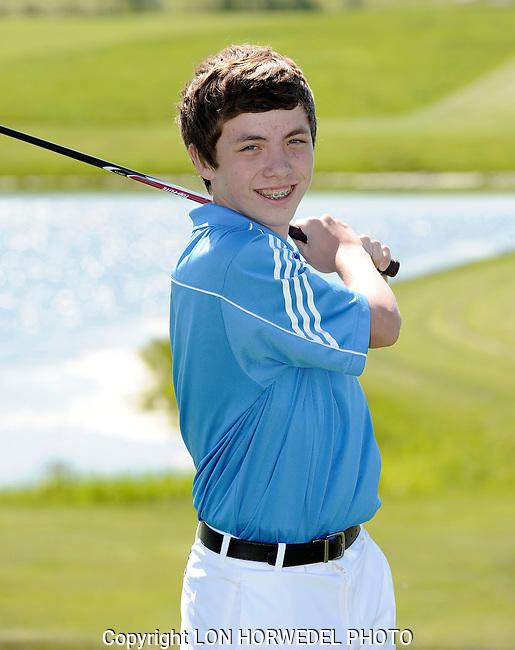 2015 Skyline High School boy's golf team.