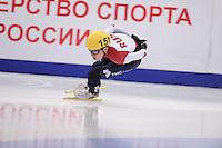 "SHORT TRACK: MOSCOW: Speed Skating Centre ""Krylatskoe"", 15-03-2015, ISU World Short Track Speed Skating Championships 2015, Semifinals 1000m Men, Victor AN (#151 | RUS), ©photo Martin de Jong"