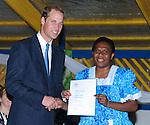 """PRINCE WILLIAM.presents Duke of Edinbuegh Awards to participants in the scheme_17/09/2012.Mandatory credit photo: ©Pool-DIASIMAGES/NEWSPIX INTERNATIONAL..""""NO UK USE FOR 28 DAYS"""" ..(Failure to credit will incur a surcharge of 100% of reproduction fees)..                **ALL FEES PAYABLE TO: """"NEWSPIX INTERNATIONAL""""**..IMMEDIATE CONFIRMATION OF USAGE REQUIRED:.DiasImages, 31a Chinnery Hill, Bishop's Stortford, ENGLAND CM23 3PS.Tel:+441279 324672  ; Fax: +441279656877.Mobile:  07775681153.e-mail: info@newspixinternational.co.uk"""