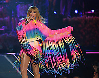 CARSON, CALIFORNIA - JUNE 01: Taylor Swift performs onstage at 2019 iHeartRadio Wango Tango at Dignity Health Sports Park on June 01, 2019 in Carson, California.   <br /> CAP/MPI/IS<br /> ©IS/MPI/Capital Pictures