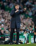 29.12.2019 Celtic v Rangers: Steven Gerrard
