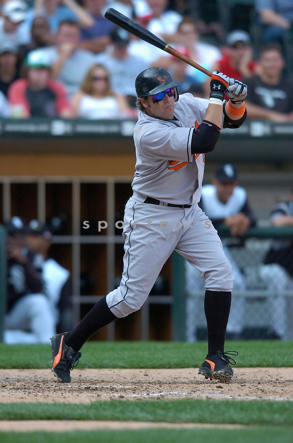 Kevin Millar, of the Baltimore Orioles, during their game against the Chicago White Sox on July 4, 2006 in Chicago.....Chris Bernacchi / SportPics