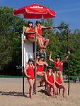 Gull Lake Beach & Lifeguards