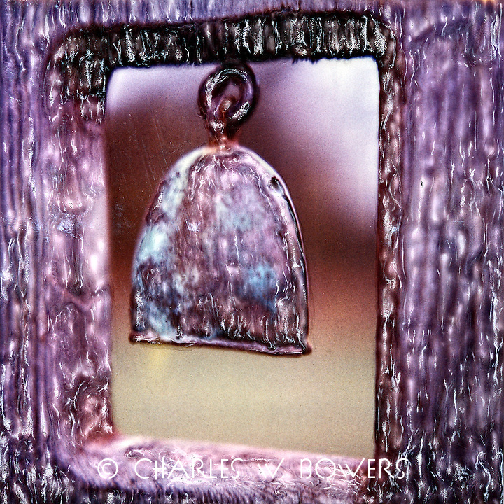 The bell on the garden gate annouces your arrival.<br /> <br /> -Limitied Edition of 50 Prints