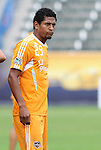 19 November 2011: Carlos Costly (HON). The Houston Dynamo held a practice session at the Home Depot Center in Carson, CA one day before playing in MLS Cup 2011.