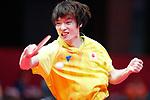 Kenta Matsudaira (JPN), <br /> AUGUST 27, 2018 - Table Tennis : <br /> Men's Team Preliminary Round <br /> at JIExpo Kemayoran Hall B <br /> during the 2018 Jakarta Palembang Asian Games <br /> in Jakarta, Indonesia. <br /> (Photo by Naoki Morita/AFLO SPORT)