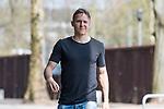10.04.2018, Weserstadion, Bremen, GER, 1.FBL, Training SV Werder Bremen<br /> <br /> im Bild<br /> Ludwig Augustinsson (Werder Bremen #05), <br /> <br /> Foto &copy; nordphoto / Ewert