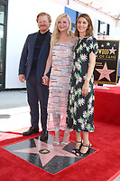 LOS ANGELES - AUG 29:  Jesse Plemons, Kirsten Dunst, Sofia Coppola at the Kirsten Dunst Star Ceremony on the Hollywood Walk of Fame on August 29, 2019 in Los Angeles, CA