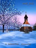 Marek, CHRISTMAS LANDSCAPES, WEIHNACHTEN WINTERLANDSCHAFTEN, NAVIDAD PAISAJES DE INVIERNO, photos+++++,PLMP3560,#xl#