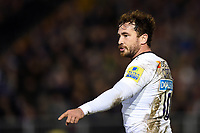 Danny Cipriani of Wasps. Danny Cipriani of Wasps. Aviva Premiership match, between Bath Rugby and Wasps on December 29, 2017 at the Recreation Ground in Bath, England. Photo by: Patrick Khachfe / Onside Images