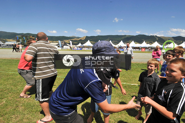 Interislander Summer Festival Harness Racing 5/01/2014, Richmond, Nelson, Ricky Wilson/Shuttersport