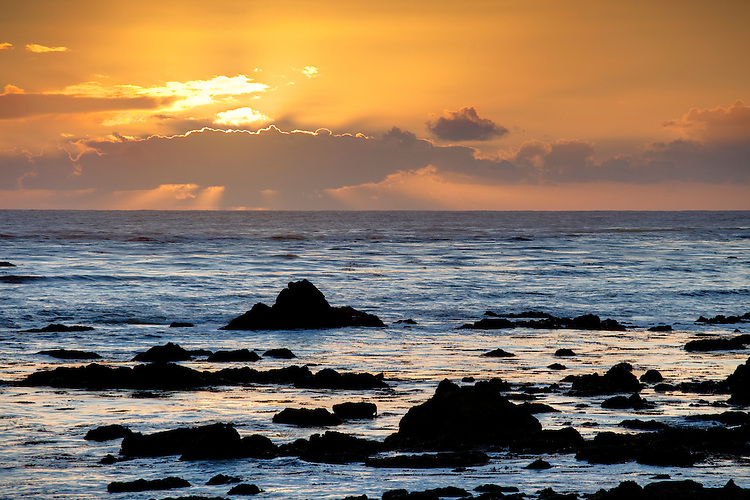 Sunset at Estero Bluffs on California's Central Coast