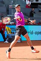 Croatian Borna Coric during Mutua Madrid Open Tennis 2017 at Caja Magica in Madrid, May 06, 2017. Spain.<br /> (ALTERPHOTOS/BorjaB.Hojas) /NORTEPHOTO.COM