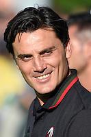 Vincenzo Montella (mil)<br /> Francia Agen 16-7.2016 Calcio Partita amichevole precampionato 2016/2017 - Bordeaux - Milan <br /> Foto Thierry Breton / Panoramic / Insidefoto