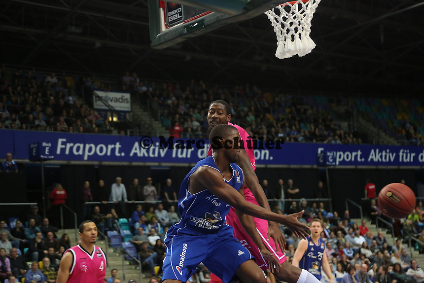 Jarred Dubois (Skyliners) - Fraport Skyliners vs. Telekom Baskets Bonn, Fraport Arena Frankfurt