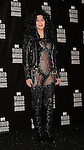 LOS ANGELES, CA. - September 12: Singer Cher poses in the press room at the 2010 MTV Video Music Awards held at Nokia Theatre L.A. Live on September 12, 2010 in Los Angeles, California.
