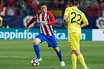 Fernando Torres of Atletico de Madrid during the match of La Liga between Atletico de Madrid and Villarreal at Vicente Calderon  Stadium  in Madrid, Spain. April 25, 2017. (ALTERPHOTOS/Rodrigo Jimenez)