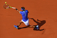 Rafael Nadal (Esp)<br /> Tennis Roland Garros 2017 <br /> Foto Antoine Couvercelle / Panoramic / Insidefoto <br /> ITALY ONLY