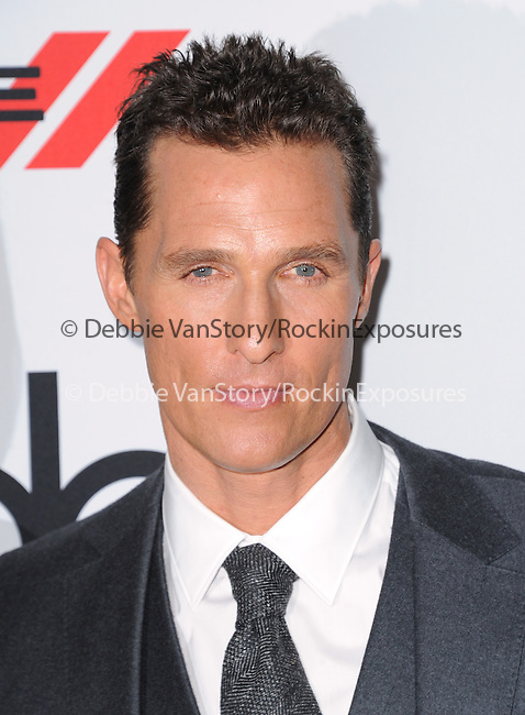 Matthew McConaughey attends The 17th Annual Hollywood Film Awards held at The Beverly Hilton Hotel in Beverly Hills, California on October 21,2012                                                                               © 2013 Hollywood Press Agency