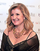 Arianna Huffington arrives at the Mayflower Hotel for the Capitol File Magazine party after the 2010 White House Correspondents Association Annual Dinner in Washington, D.C. on Saturday, May 1, 2010..Credit: Ron Sachs / CNP.(RESTRICTION: NO New York or New Jersey Newspapers or newspapers within a 75 mile radius of New York City)