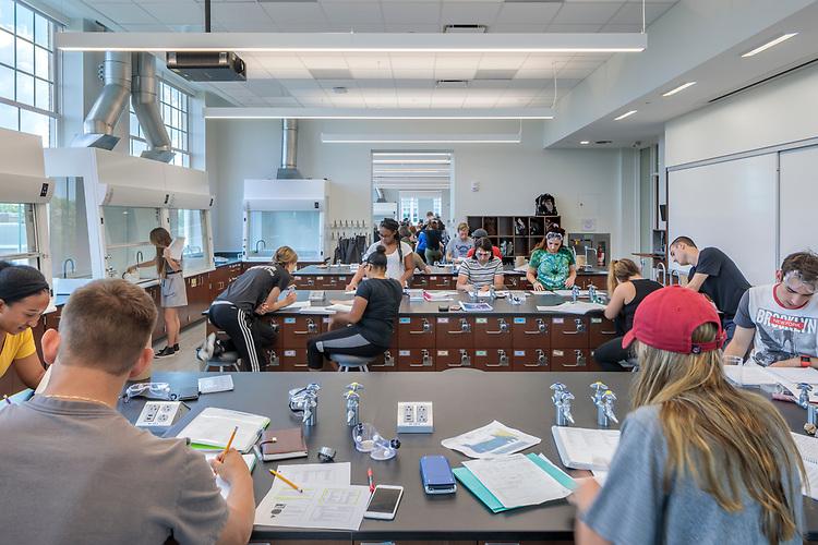 BGSU Moseley Hall   Design Group Bowling Green State University Moseley Hall   Design Group