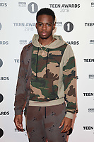 Not 3s<br /> arriving for the Radio 1 Teen Awards 2018 at Wembley Stadium, London<br /> <br /> ©Ash Knotek  D3454  21/10/2018