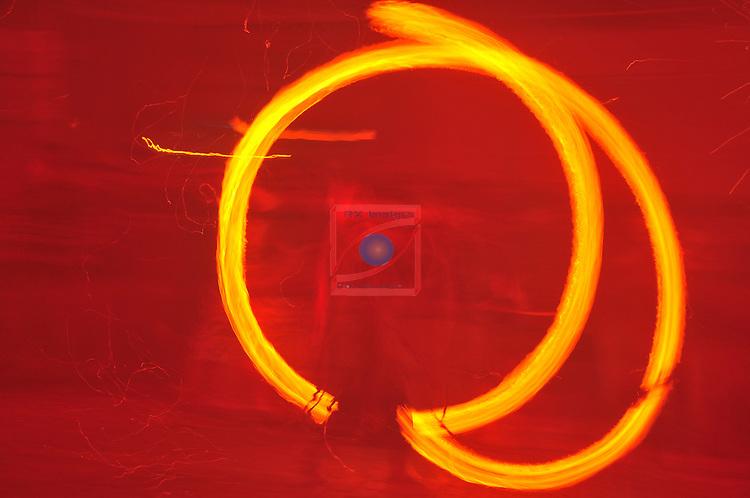 Festa del Foc i de l'Aigua Escaldarium 2012.