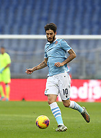 Football, Serie A: S.S. Lazio - Udinese Olympic stadium, Rome, December 1, 2019. <br /> Lazio's Luis Alberto in action during the Italian Serie A football match between S.S. Lazio and Udinese at Rome's Olympic stadium, Rome on December 1, 2019.<br /> UPDATE IMAGES PRESS/Isabella Bonotto