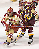 Ryan Dingle, Nick Scheible - The Ferris State Bulldogs defeated the University of Denver Pioneers 3-2 in the Denver Cup consolation game on Saturday, December 31, 2005, at Magness Arena in Denver, Colorado.