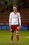 Stefan Scougill of Sheffield Utd - FA Cup Second round - Sheffield Utd vs Oldham Athletic - Bramall Lane Stadium - Sheffield - England - 5th December 2015 - Picture Simon Bellis/Sportimage