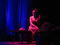 Show com Lucinha Lins, Tânia Alves e Virgínia Rosa.