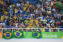 General view, <br /> SEPTEMBER 10, 2016 - Swimming : <br /> Olympic Aquatics Stadium<br /> during the Rio 2016 Paralympic Games in Rio de Janeiro, Brazil.<br /> (Photo by AFLO SPORT)