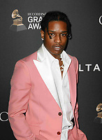 BEVERLY HILLS, CA- FEBRUARY 09: ASAP Rocky at the Clive Davis Pre-Grammy Gala and Salute to Industry Icons held at The Beverly Hilton on February 9, 2019 in Beverly Hills, California.      <br /> CAP/MPI/IS<br /> &copy;IS/MPI/Capital Pictures