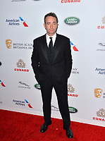 BEVERLY HILLS, CA. October 26, 2018: Matthew Macfadyen at the 2018 British Academy Britannia Awards at the Beverly Hilton Hotel.<br /> Picture: Paul Smith/Featureflash