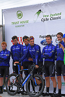 Black Spoke Pro Cycling Academy. Stage five of the NZ Cycle Classic UCI Oceania Tour (Masterton Circuit) in Wairarapa, New Zealand on Sunday, 19 January 2020. Photo: Dave Lintott / lintottphoto.co.nz
