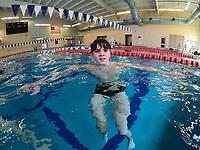 Boys Newcomer of the Year — Gavin Jernigan Bentonville High