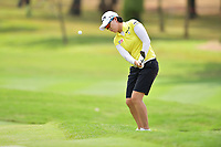 PATTAYA, THAILAND - FEBRUARY 22: Jeong Eun Lee of South Korea pitching onto the 18th green during the second round of the Honda LPGA Thailand 2019 at Siam Country Club Pattaya (Old Course), Pattaya, Thailand on February 22, 2019.<br /> .<br /> .<br /> .<br /> (Photo by: Naratip Golf Srisupab/SEALs Sports Images)<br /> .<br /> Any image use must include a mandatory credit line adjacent to the content which should read: Naratip Golf Srisupab/SEALs Sports Images