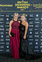 Picture by Allan McKenzie/SWpix.com - 04/11/17 - Swimming - British Swimming Awards 2017 - The Poiint, Lancashire County Cricket Ground, Manchester, England - Red carpet, guests.