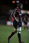 Netani Talei<br /> RaboDirect Pro12<br /> Newport Gwent Dragons v Munster<br /> Rodney Parade - Newport<br /> 29.11.13<br /> ©Steve Pope-SPORTINGWALES
