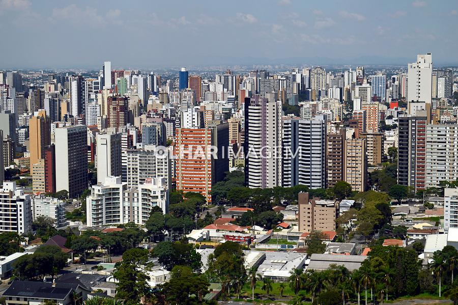Cidade de Curitiba, Parana. 2016. Foto de Daniel Cymbalista.