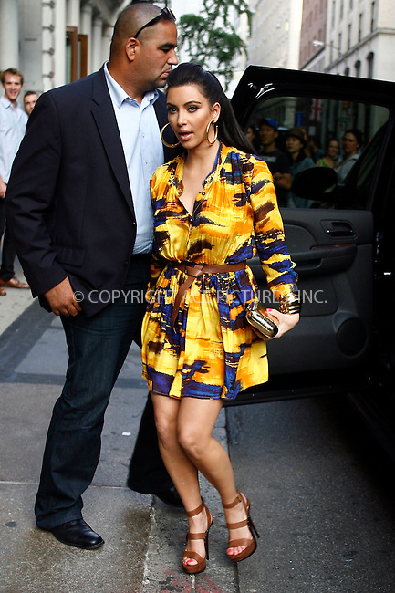 WWW.ACEPIXS.COM . . . . .  ....September 1 2011, New York City....Kim Kardashian arriving at a hotel in midtown on September 1 2011 in New York City....Please byline: CURTIS MEANS - ACE PICTURES.... *** ***..Ace Pictures, Inc:  ..Philip Vaughan (212) 243-8787 or (646) 679 0430..e-mail: info@acepixs.com..web: http://www.acepixs.com