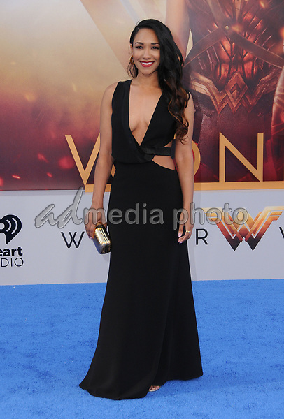 "25 May 2017 - Hollywood, California - Candice Patton. World  Premiere of Warner Bros. Pictures'  ""Wonder Woman"" held at The Pantages Theater in Hollywood. Photo Credit: Birdie Thompson/AdMedia"