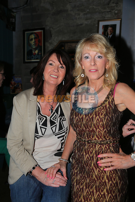 Mary Fagan.Patricia buttler in Cairns.Picture:  www.newsfile.ie ..