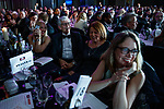 © Joel Goodman - 07973 332324 . 01/03/2018 . Manchester , UK . The Lifetime Achievement Award goes to ANTHONY LYONS (left of centre) of Kuits . The Manchester Evening News Legal Awards at the Midland Hotel in Manchester City Centre . Photo credit : Joel Goodman